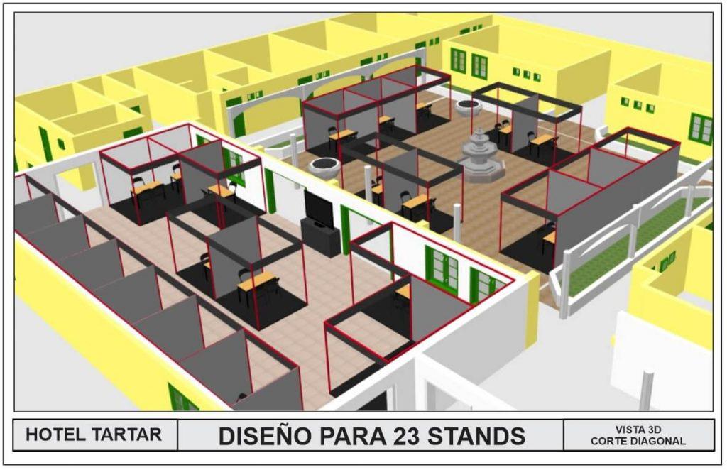 local para eventos en Cajamarca